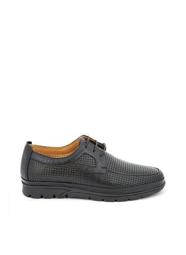 Dr.Flexer Dr.Flexer152201 HakıkıDerıErkek Comfort Ayakkabı Sıyah Siyah